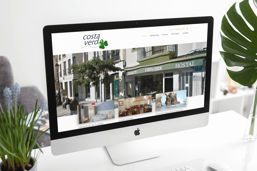 Ejemplo cliente diseño web 3