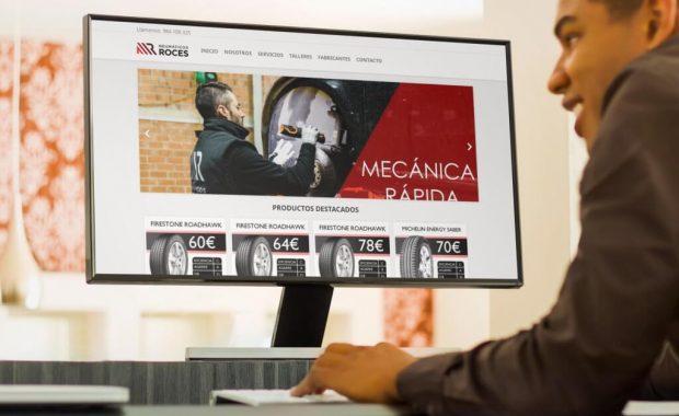 Ejemplo cliente diseño web 2