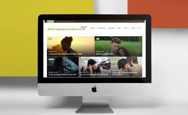 Ejemplo cliente diseño web 1