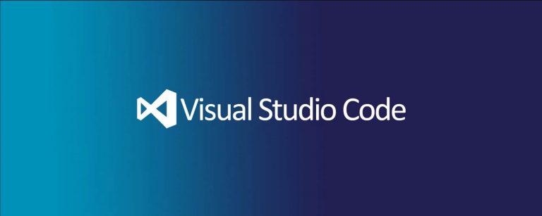 Visual Studio Code portada