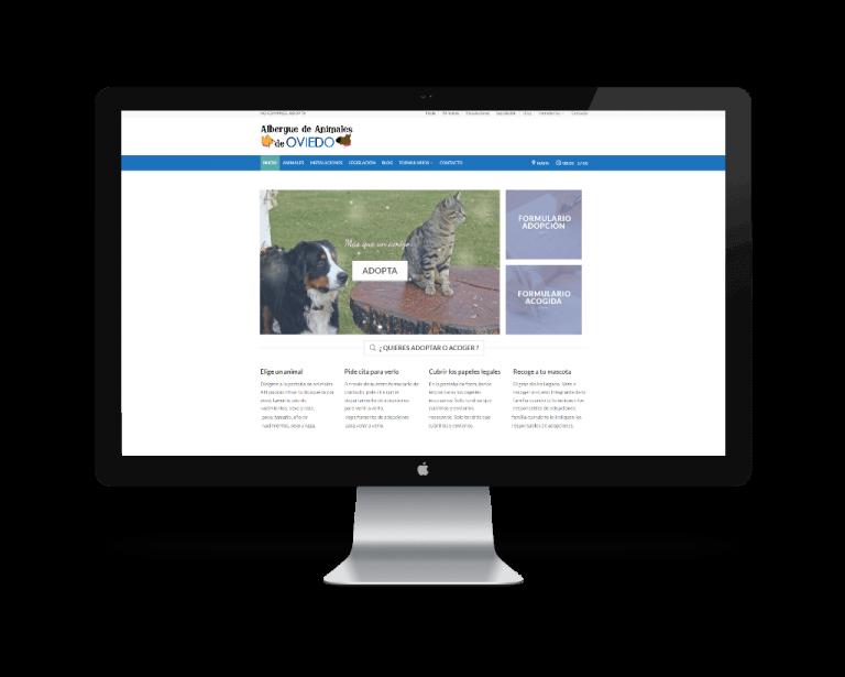 ejemplo web en Avilés