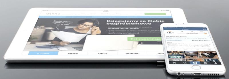 diseño responsive para paginas corporativas