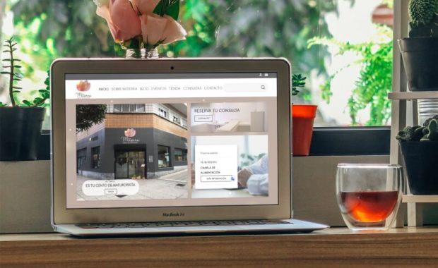 Portfolio - Tienda online de Mitierra