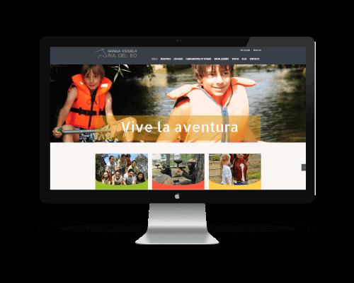 Agencia diseño web en Gijón
