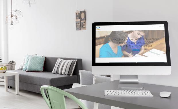 creacion de aula virtual con moodle