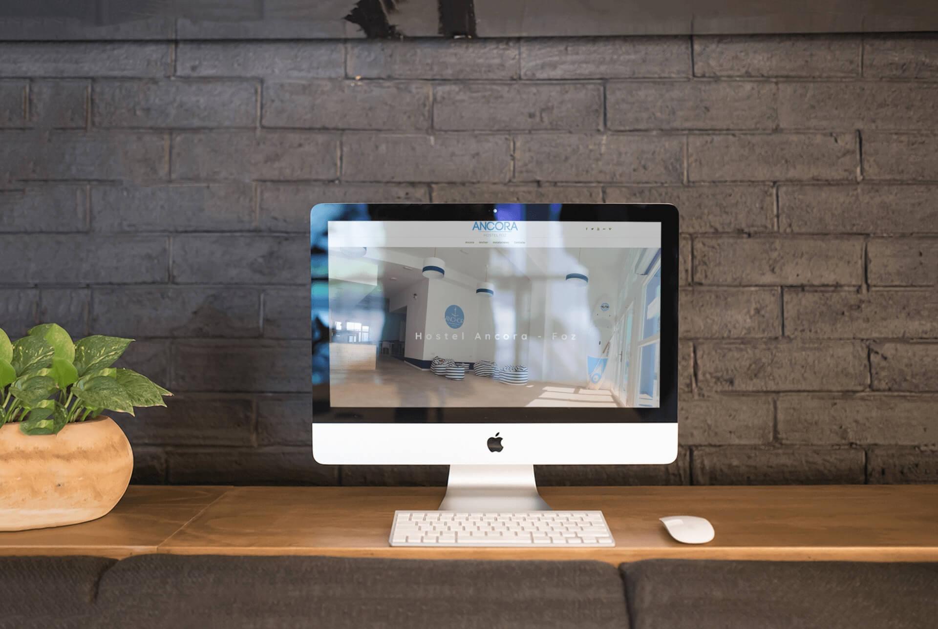 Cliente 1 Santander Diseño Web