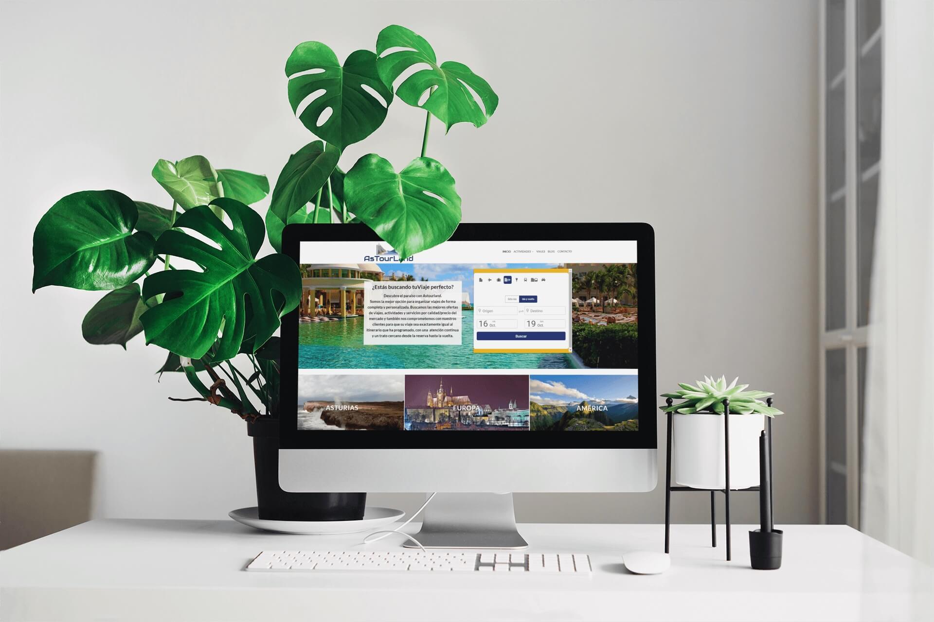 Cliente 2 Santander Diseño Web