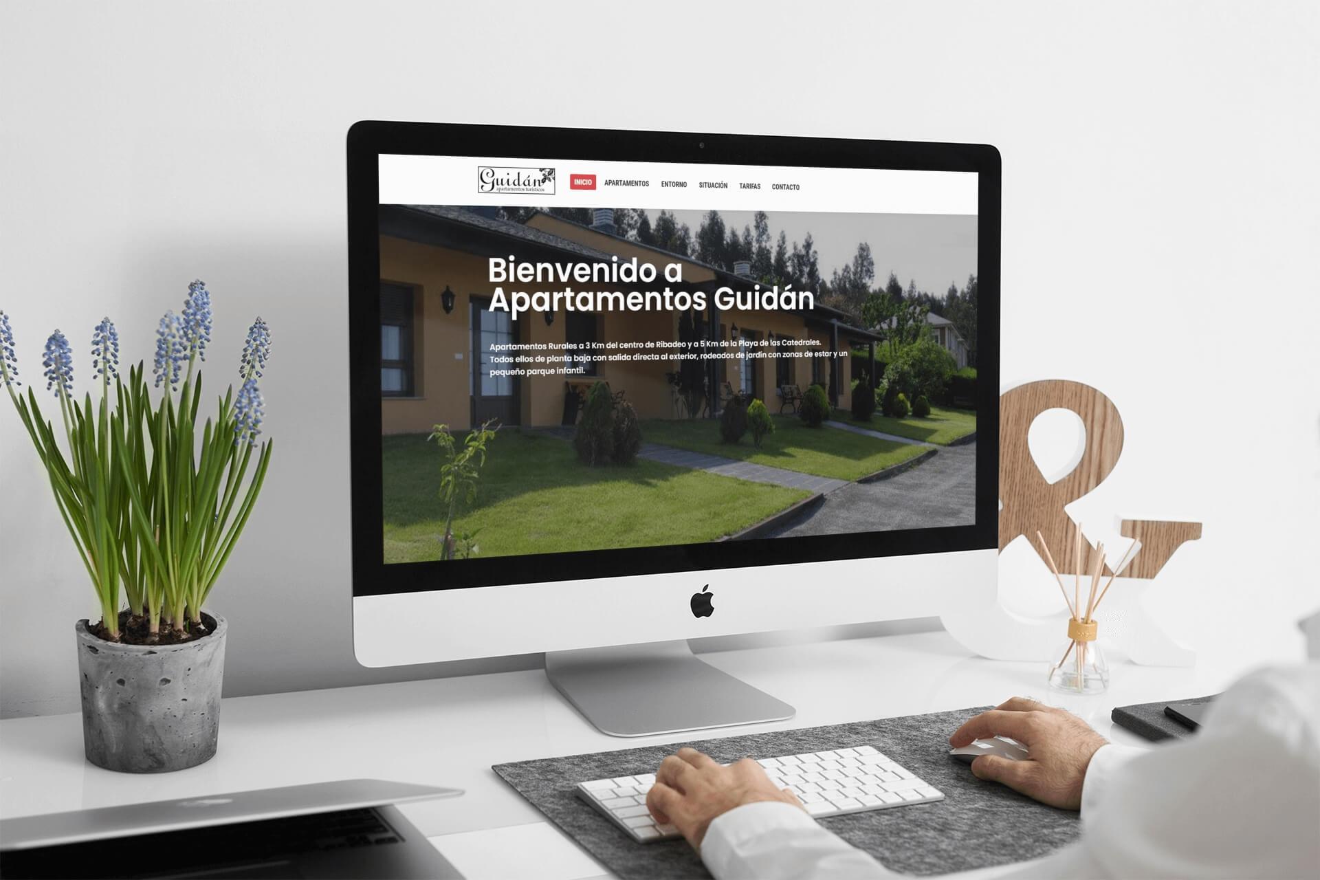 Cliente 5 Santander Diseño Web