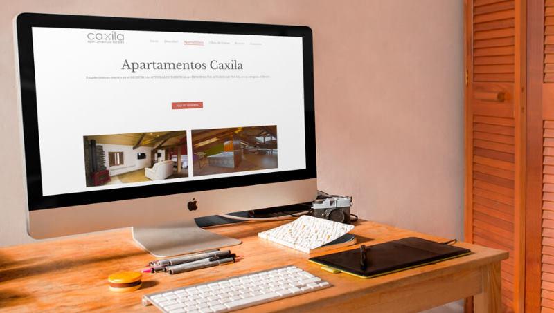 Ejemplo 5 de diseño web en Barcelona